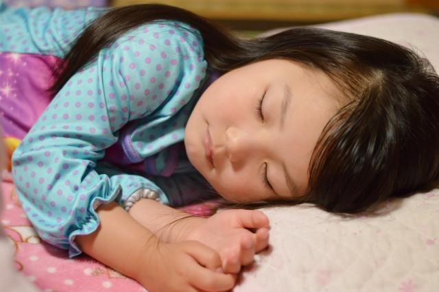 身長と睡眠